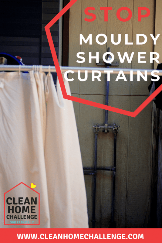 kEEP yOUR sHOWER cURTAIN cLEAN