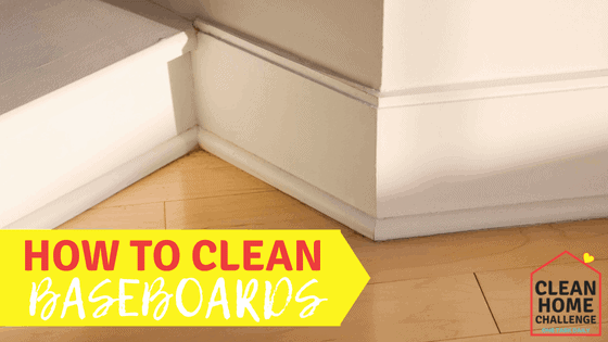 How To Clean Baseboards