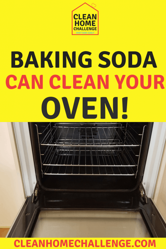 Use Baking Soda To Clean Your Home