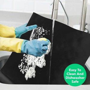 Wash Your Oven Liner