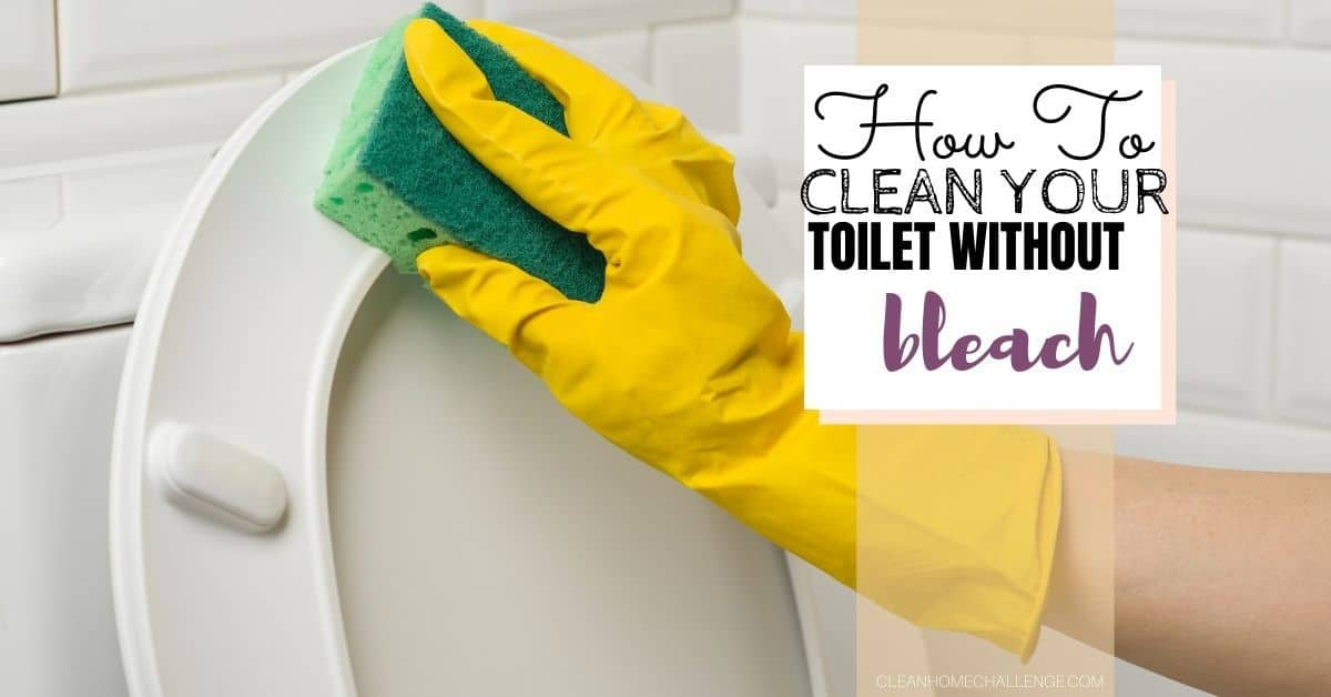 7 Ways To Clean Your Toilet Without Bleach