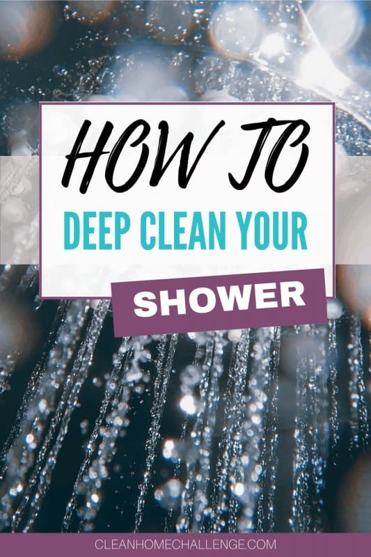 How To Deep Clean Your Shower (2)